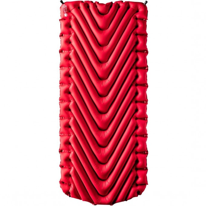 Надувной коврик KLYMIT INSULATED STATIC V LUXE PAD RED Красный 06LIRD01D